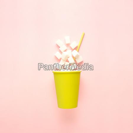 sugar cup