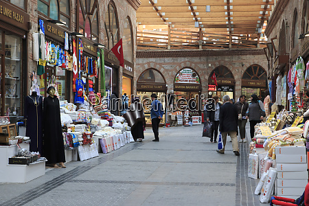 turkey marmara bursa bazaar