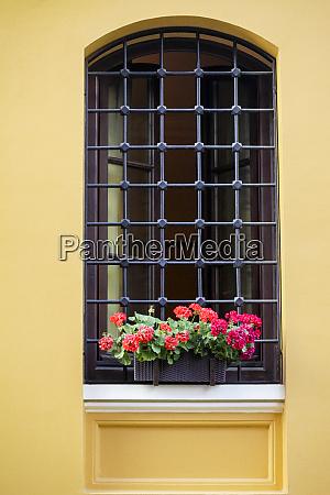 istanbul turkey building exterior window