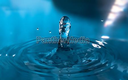 water splash or drop water splash