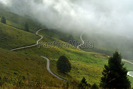 monte grappa in italy