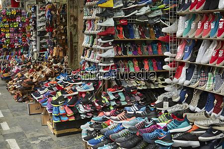shoe shop old quarter hanoi vietnam