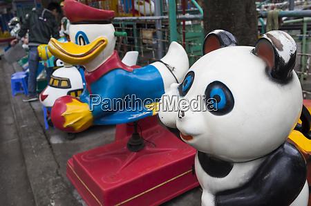 vietnam haiphong amusement park detail