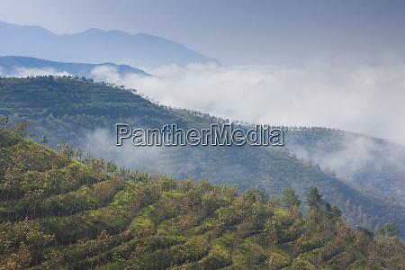 vietnam sinho village mountains and mist