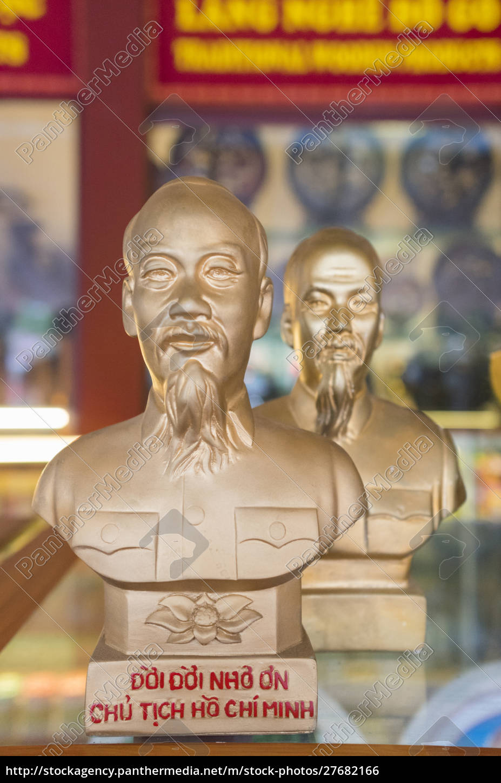 vietnam, , hanoi., souvenir, ho, chi, minh - 27682166