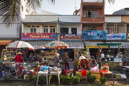 vietnam mekong delta can tho market