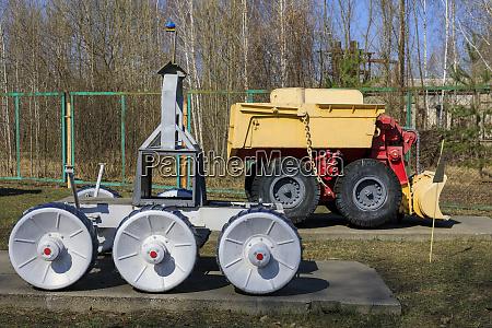 ukraine pripyat chernobyl soviet vehicles used