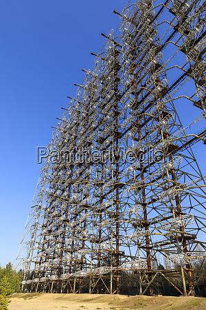 ukraine pripyat chernobyl duga 1 radar