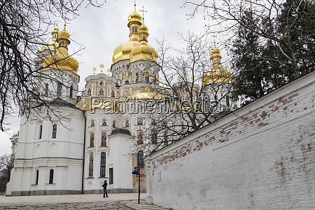 church at pechersk lavra monastery of