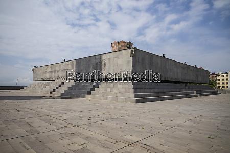 armenia yerevan soviet era monument to