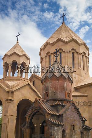 armenia yerevan katoghike church 13th century