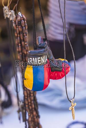 armenia yerevan vernissage market armenian boxing