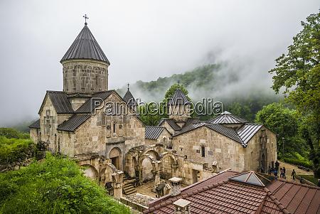 armenia haghartsin haghartsin monastery church exterior