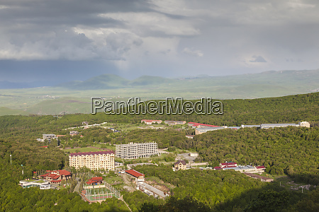 armenia tsaghkadzor olympic training village