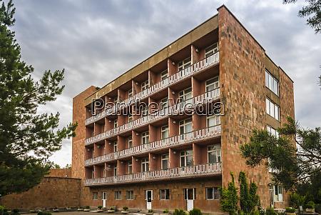 armenia yeghegnadzor soviet era hotel gladzor