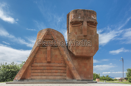 nagorno karabakh republic stepanakert tatik papik