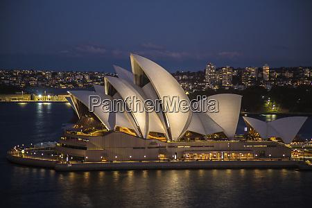 australia sydney sydney opera house at