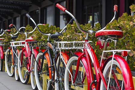 australia victoria melbourne south wharf bicycles