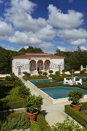 italian renaissance garden hamilton gardens hamilton