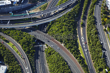 spaghetti junction officially central motorway junction