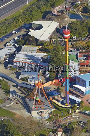 rainbows end theme park manukau auckland