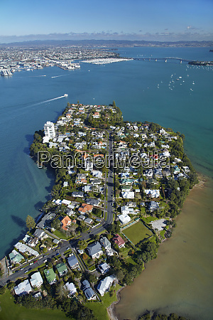 stanley point waitemata harbour and auckland