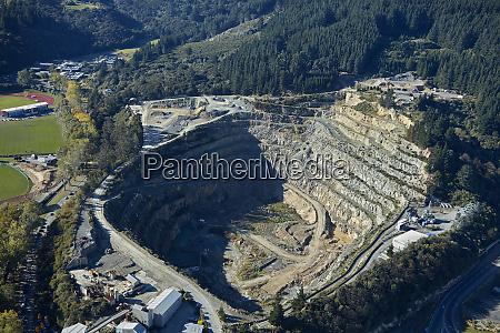 palmers quarry logan park dunedin otago