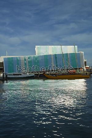 new zealand maritime museum hobson wharf