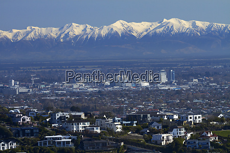 christchurch central business district and the