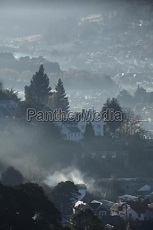 air pollution north east valley dunedin