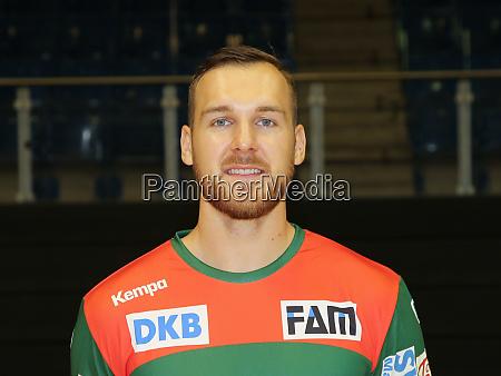 norwegian handball player christian osullivan sc