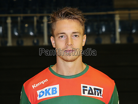 danish handball player michael damgaard sc