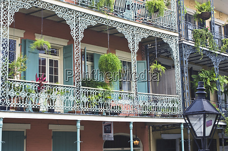 louisiana new orleans french quarter