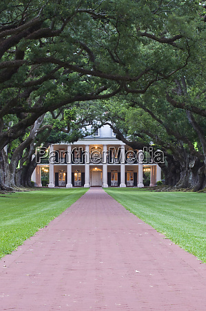 louisiana st james parish vacherie oak
