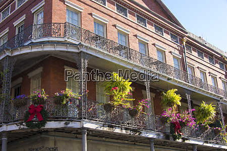 us la new orleans buildings with