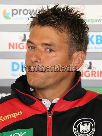 german mens handball national coach christian