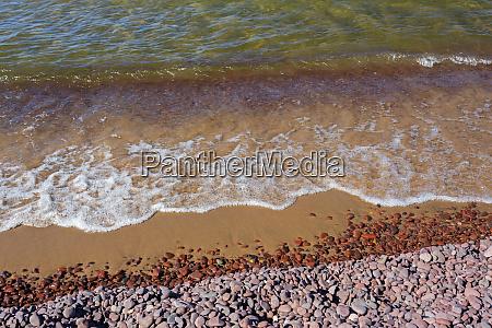 michigan keweenaw peninsula great sand bay