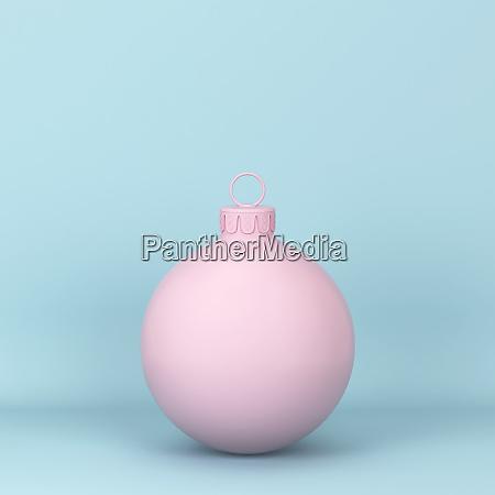 shiny christmas ball toy
