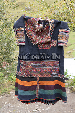 georgia mtskheta juta piece of traditional