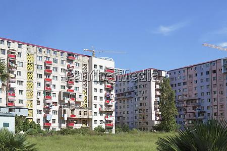 georgia batumi series of apartment complexes