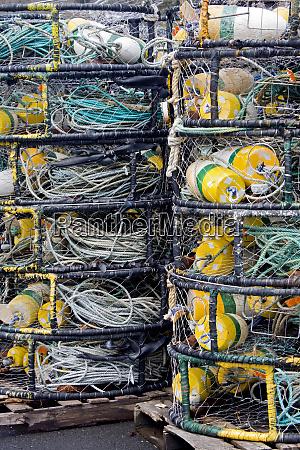 or oregon coast newport crab pots