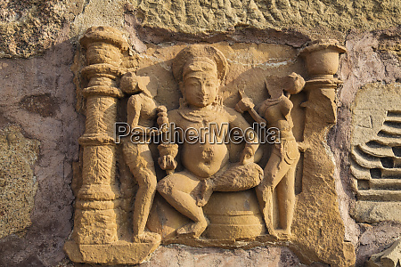 erotic, sculptures, of, khajuraho, , madhya, pradesh, - 27705552