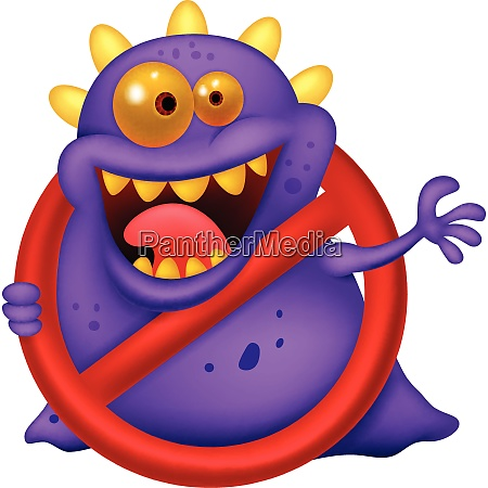 stop virus purple virus in