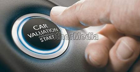 used car valuation concept how much