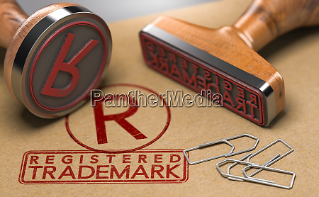 registered trademark concept