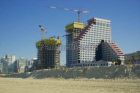 israel, , tel, aviv, , new, buildings, construction - 27710352