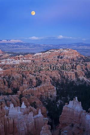 usa utah bryce canyon national park