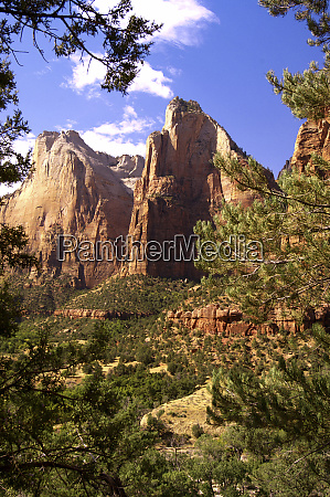 court of the patriarchs zion national