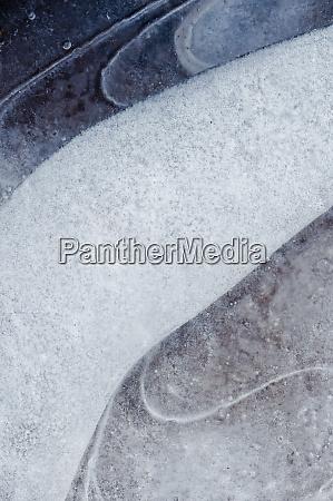 usa, , utah, , abstract, frozen, ice, pattern, - 27712001