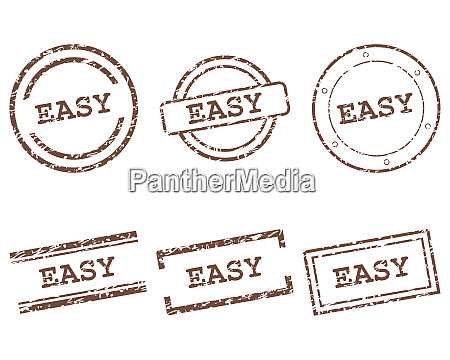 easy stamps